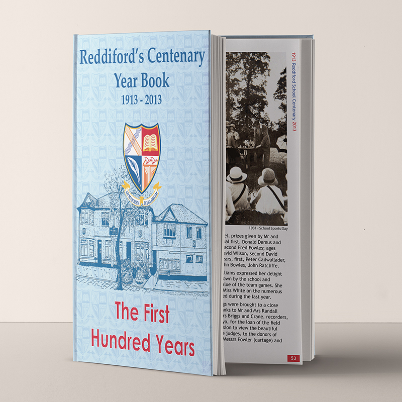 Reddiford School Centenary Book