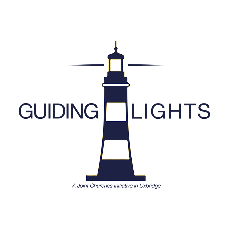 Guiding Lights Logo & Advertising