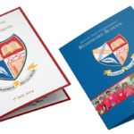 Reddiford School Speech Day Programmes