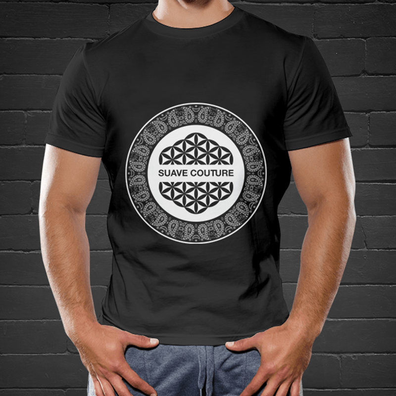 Suave Couture Logo & Fashion Designs