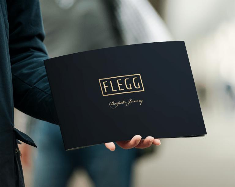 New Brochure Design & Logo for Flegg Limited